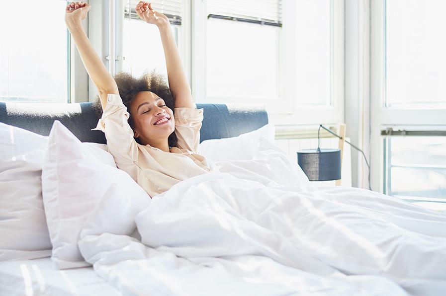 Por que é possível se sentir bem com poucas horas de sono?