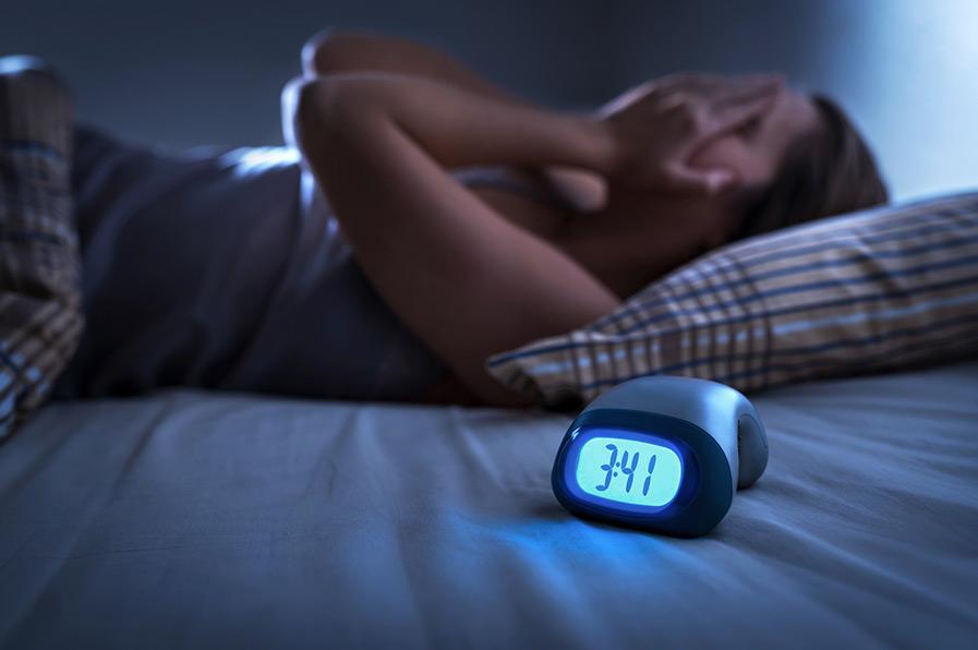 A relação estresse e sono é prejudicial à saúde como um todo